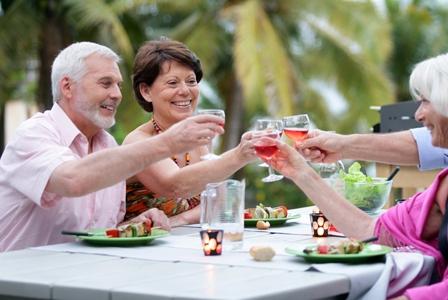 Mediterranean Diet may Boost Seniors' Brain Power