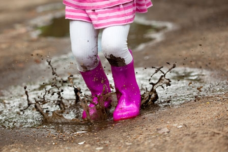 Get Outside Tomorrow (and not only Tomorrow!) for Nature Play Day