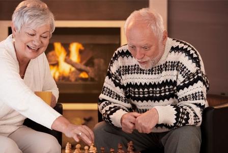 Seniors who Enjoy Life Live Longer