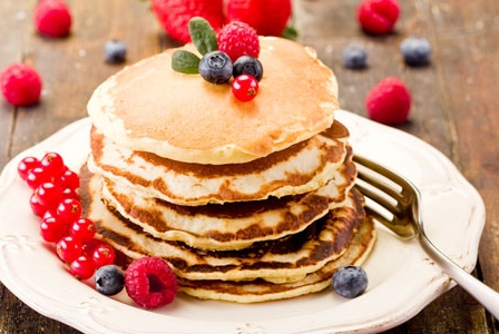 Let Them Eat (Pan)cakes!