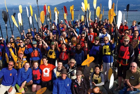 This Summer Hope Floats - With Kayak for a Cure
