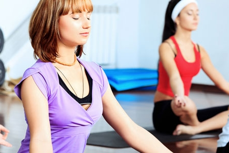 Yoga Can Relieve Stress Related to Anxiety, Depression, High Blood Pressure, and Cardiac Disease