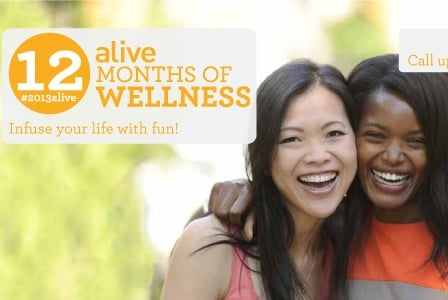 #2013alive: Stay Connected With Friends