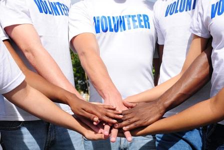 Get Volunteering! It's National Volunteer Week