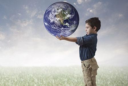 Globally Aware Children