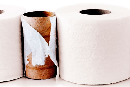 From Tissues to Toilet Paper
