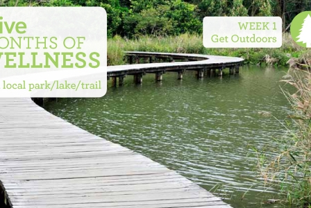#2013alive: Connect with Nature: Get Outdoors!