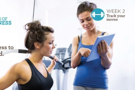 #2013alive: Track Your Moves: Measure Your Fitness Success to Stay Motivated