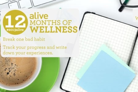 #2013alive: alive Staff Dish on Ditching Habits