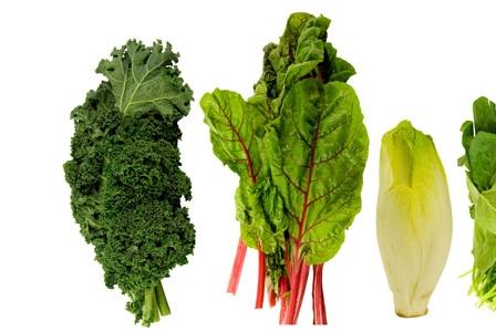 Leafy Winter Vegetables