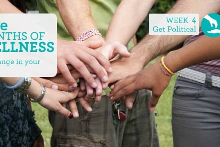 #2013alive: Get Political!