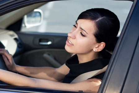 Health Takes a Back Seat When We Commute Long Distances