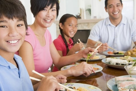 Eating at Home Prevents Childhood Obesity: New Study