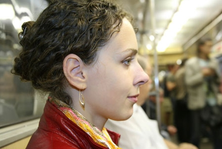 Subway Commuters Benefit from Self-Hypnosis