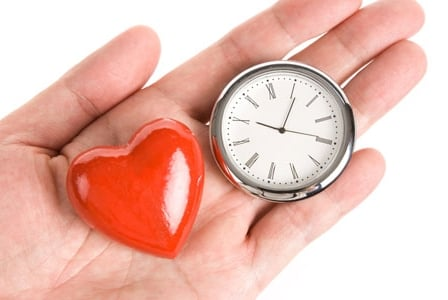 Do You Have Time - For a Healthy Heart?