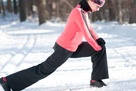 Prepare Your Body for Winter Sports