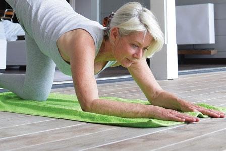 Yoga for Grandmothers & Granddaughters