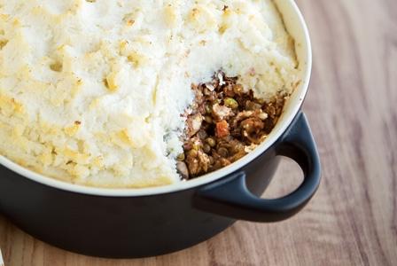 Meatless Monday: Easy Vegan Shepherd's Pie