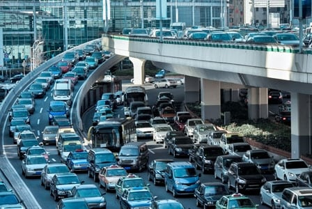 Three Canadian Cities Now Among the Most Traffic-Congested Cities in North America