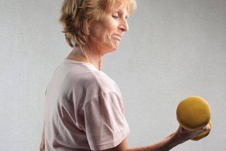 Hot Flashes Be Gone - With Exercise?