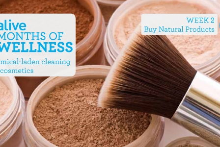 #2013alive: Choose Natural Products