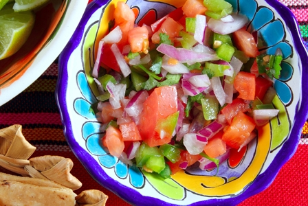 Liven Up Your Plate with Homemade Salsa