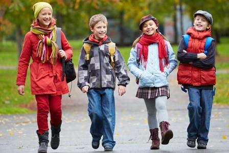 Ready to Walk to School?
