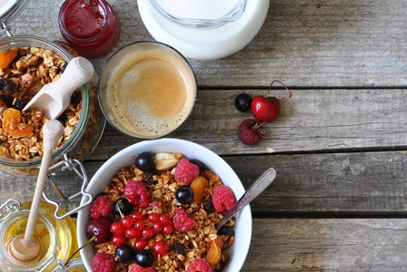 Kitchen Corner: Festive Breakfast