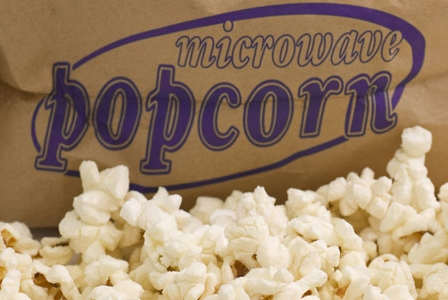 What's In That Microwave Popcorn? And Can It Be Good For Us?