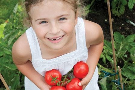 A Food Revolution in Schools