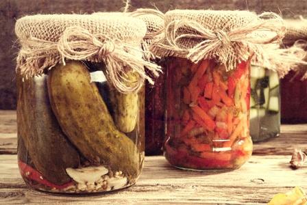 Kitchen Corner: Mason Jars