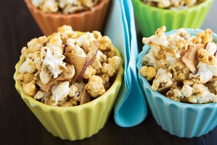 Meatless Monday: 7 Healthy Popcorn Recipes