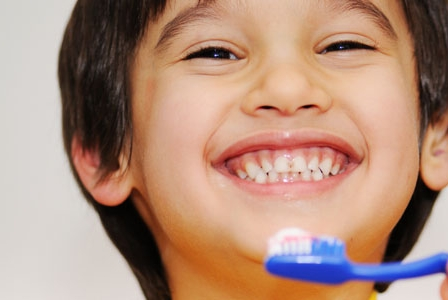 Promote Oral Health, Naturally