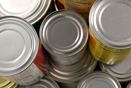BPA found in kids' canned food