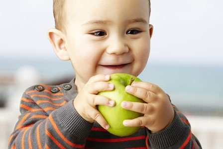 A Healthy Diet Can Improve Kids' IQ