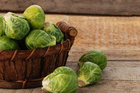 """4 Reasons to """"Eat Your Brussels Sprouts!"""""""