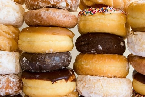 Breaking News: Woman Famous For Burger Made With Glazed Doughnuts Has Diabetes