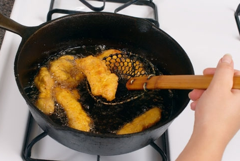 Toxic Compounds Found in Oil Used for Frying Foods