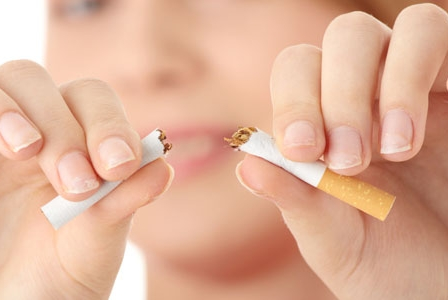Quitting Smoking Can Reduce Anxiety