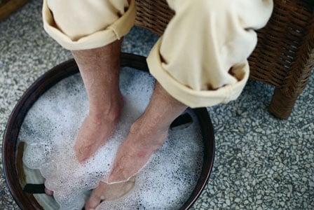 Essential Oils for Feet