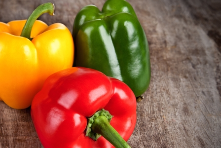 Pick a Pack of Peppers to Protect from Parkinson's?