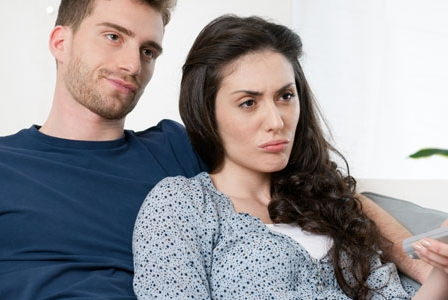 Is Your Relationship Floundering? Turn Off Your TV!
