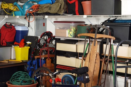Saturday, May 12 is Give Your Stuff Away Day