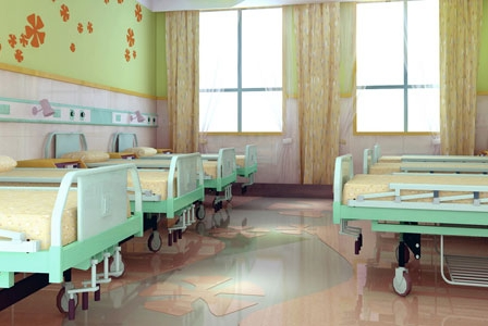 A New Disinfection System for Hospital Rooms Kills Bugs Dead