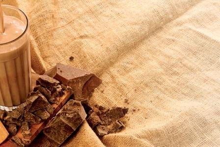 Ch...ch...ch... Chocolate