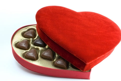 Health Benefits in a Heart-Shaped Box