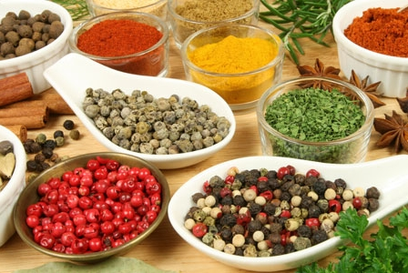 June 10 is Herbs and Spices Day