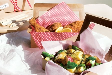 Nutritious Crispy Chicken Meals