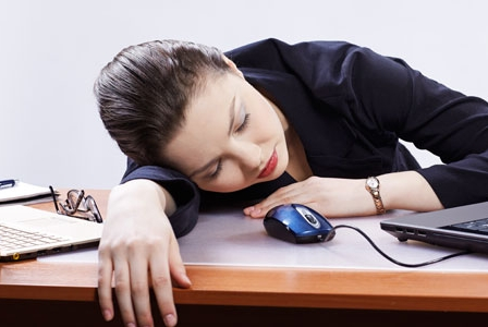 Check Emails, Write Report, Catch Some Zzzzz's?