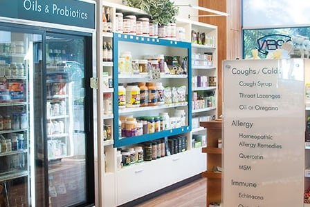 Navigate Your Health Food Store